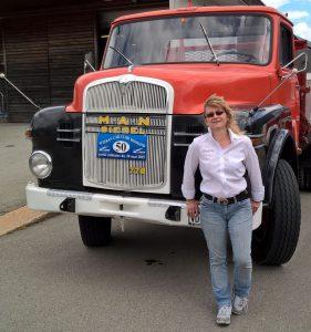 Camion origine
