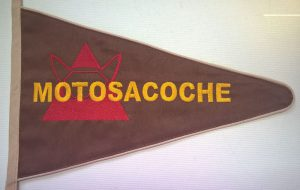 Fanions Motosacoche