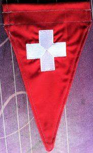 Fanions Suisse