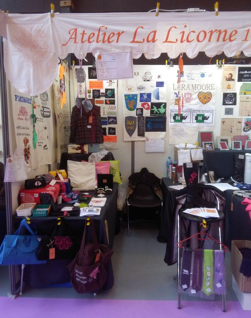 Salon De La Femme 2017 Algerie : Comptoirs salons expositions comptoir marché couture