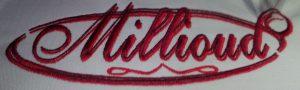 détail logo Millioud