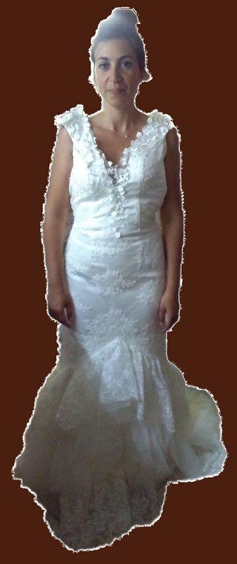 Flo robe mariée
