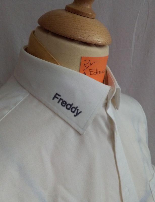 Col chemise Freddy
