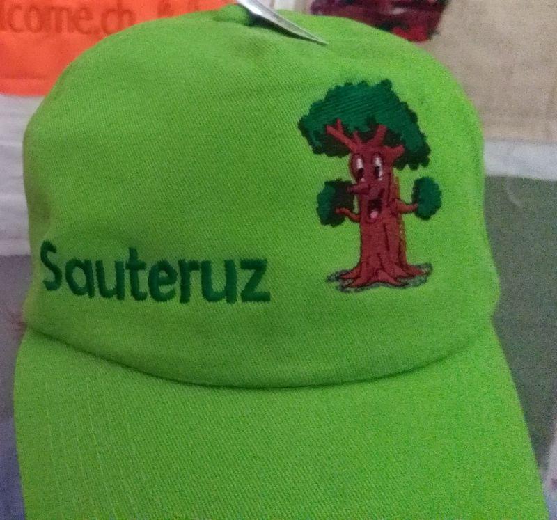 Casquette Sauteruz
