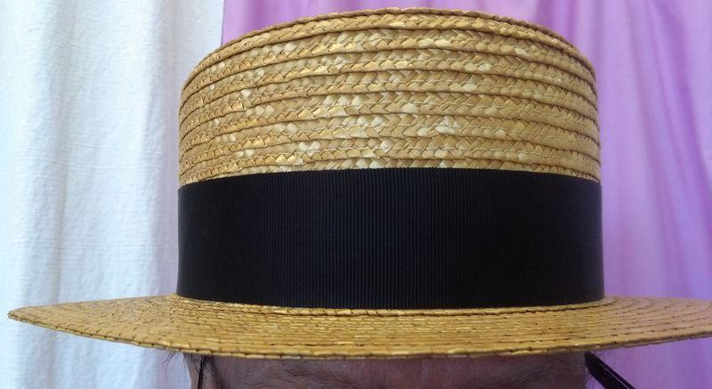 Réparation chapeau