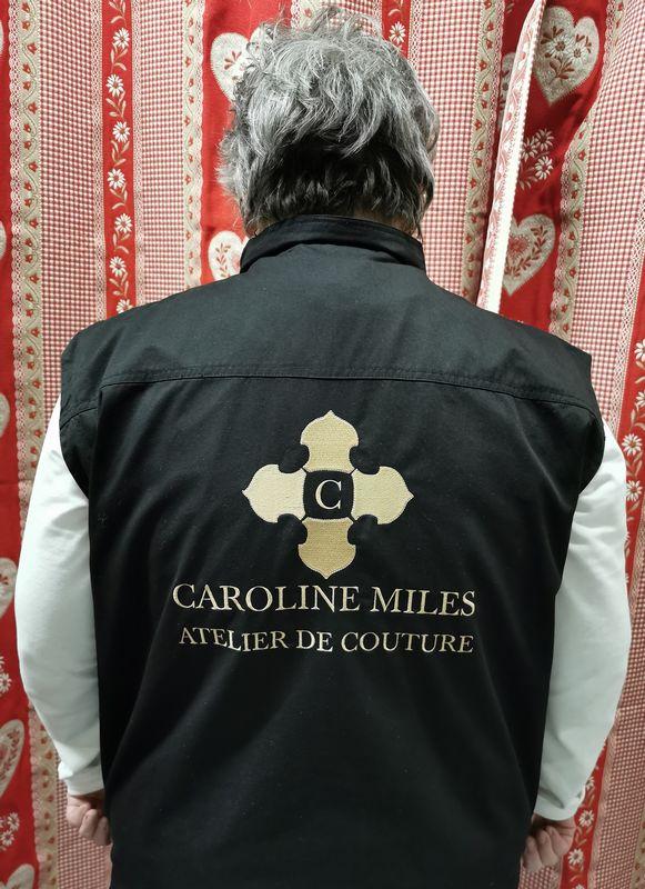 Caroline Miles dos