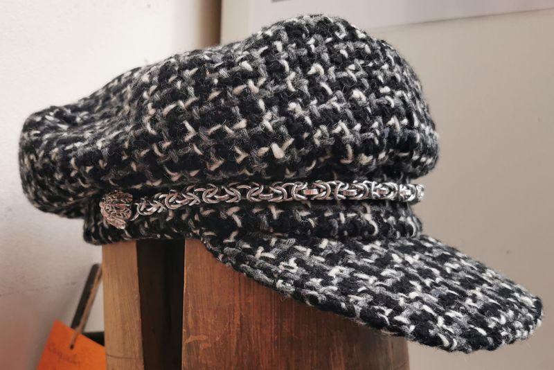 Création casquette 3 droite