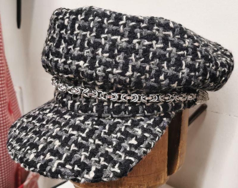 Création casquette 3 gauche