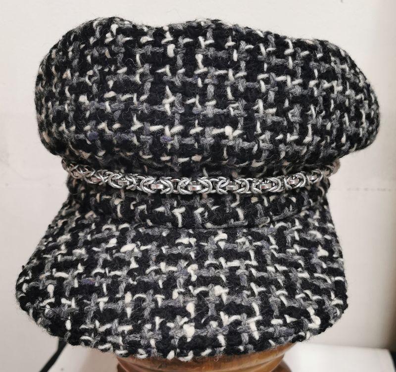 Création casquette 3